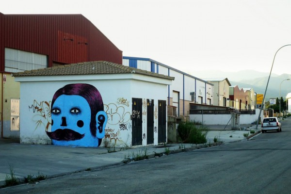 Street art and illustrations by Grip Face