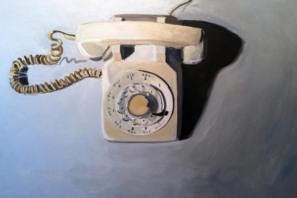 Vintage objects painted by Jessica Brilli