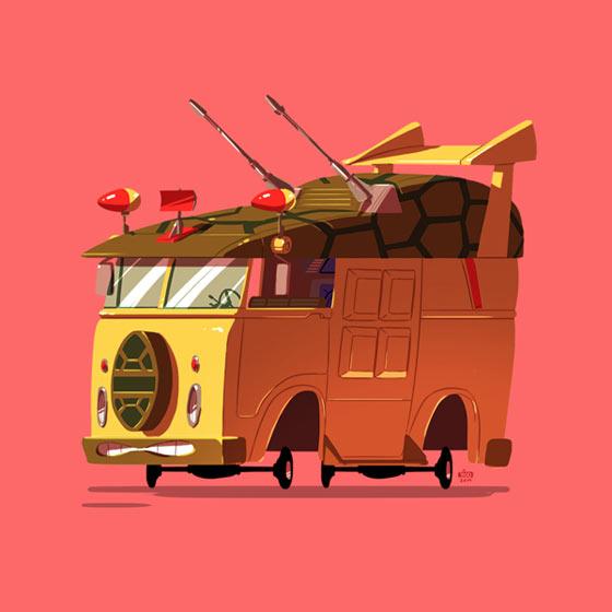 Character design by Ido Yehimovitz