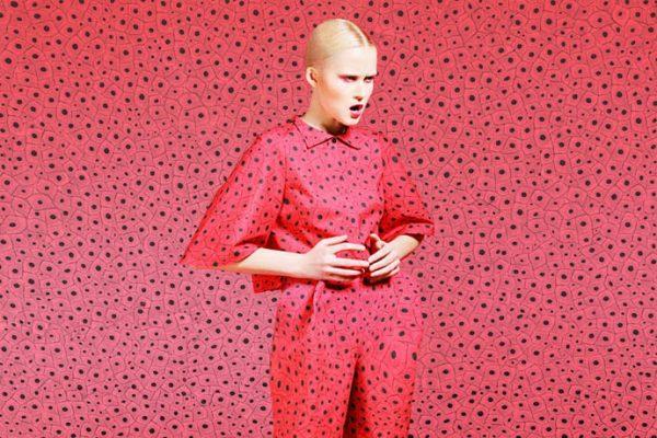 Fashion design and illustration by Masha Reva