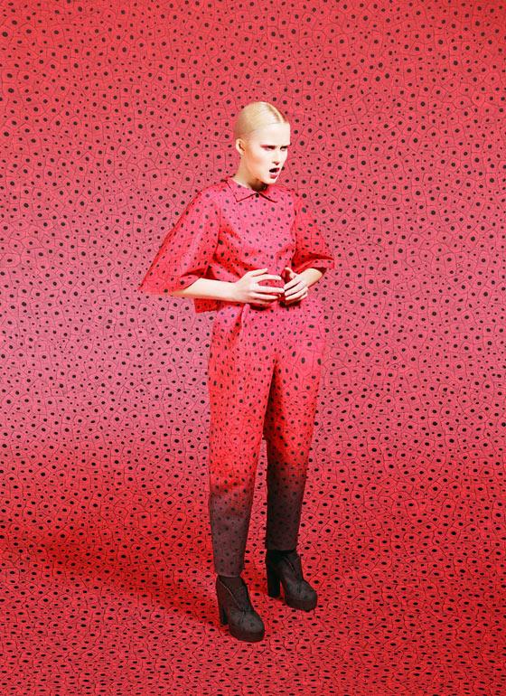 Création de mode et illustration par Masha Reva