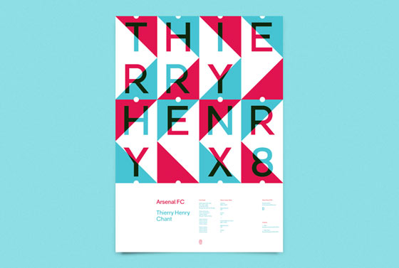 Minimal graphic design by Duane Dalton