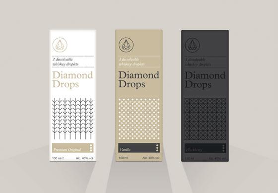Minimal graphic design by Duane Dalton