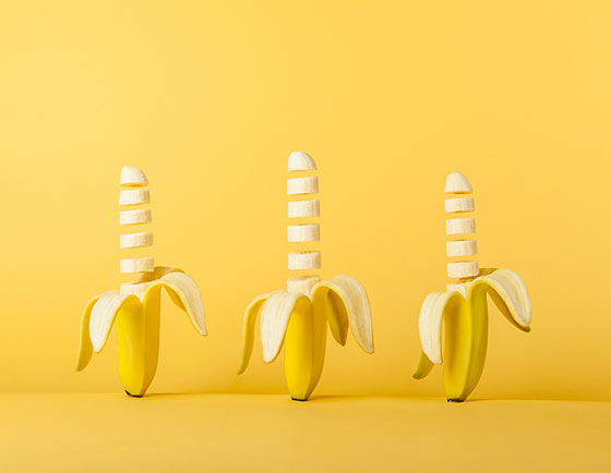 Creative food compositions by Marion Luttenberger
