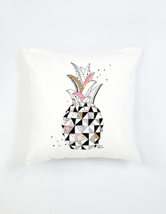 Positive illustration and goods by Laura Blythman