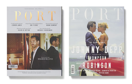 Magazine and Type Design by Matt Willey