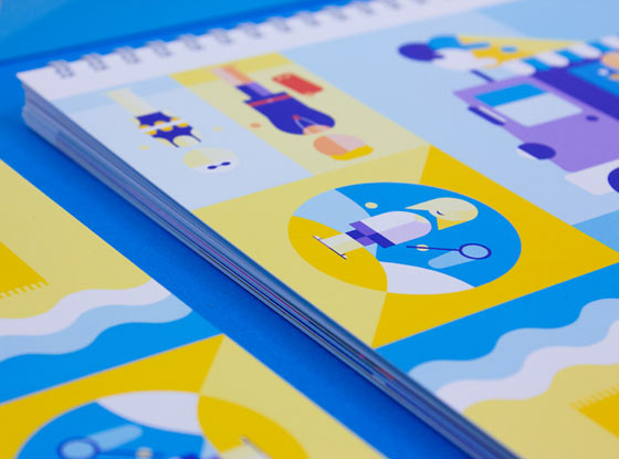 LUZ, a colorful book by Atelier fp7