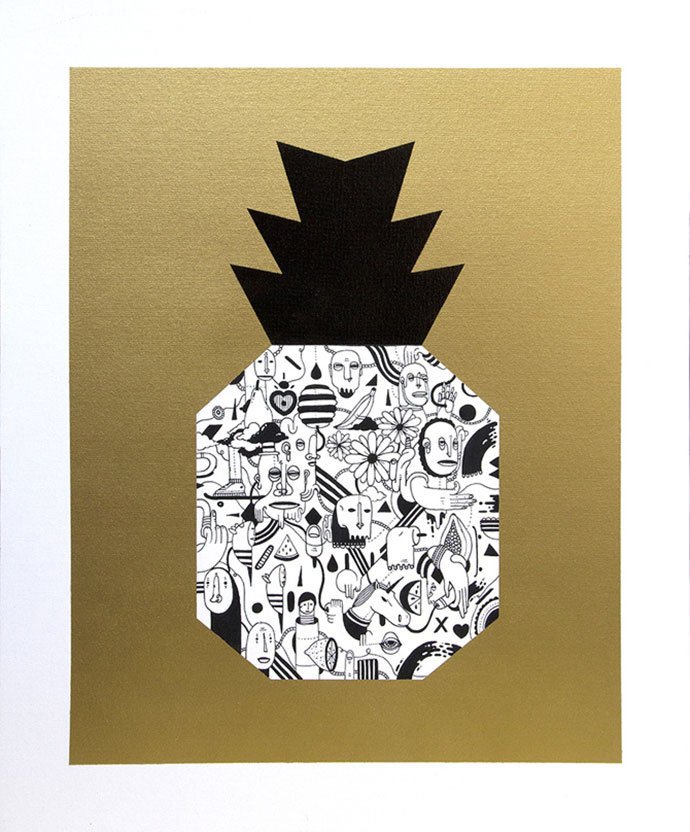 Art direction and illustration by Artebiel
