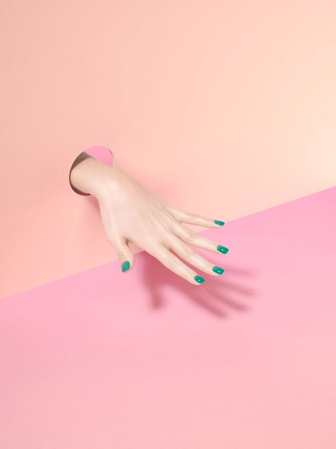 Colors and fashion: art direction by Adi Goodrich
