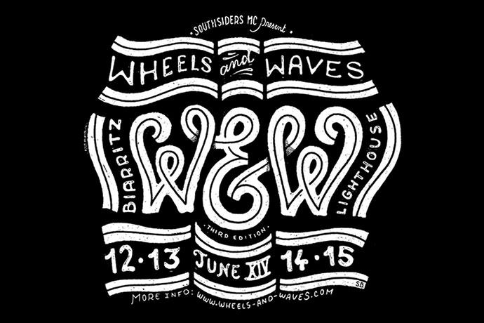 Southsiders présente : Wheels & Waves – édition 2014