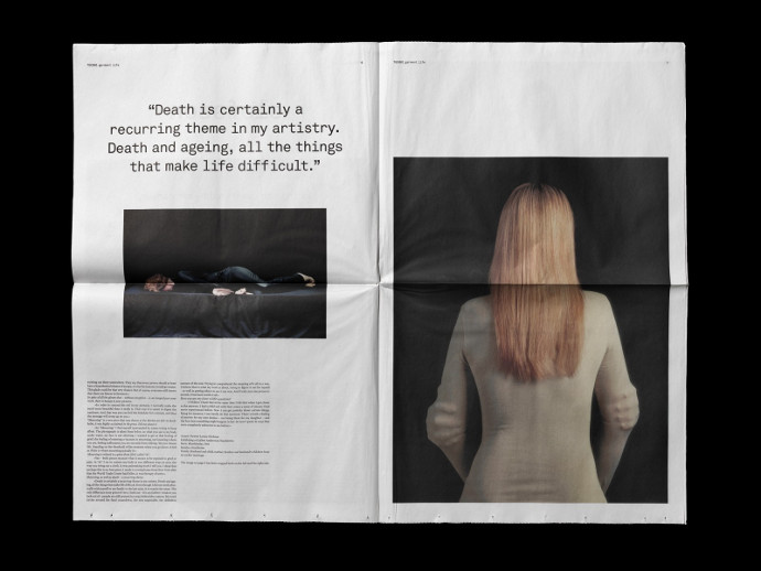 Digital, motion, spatial, print, art direction by Carl Johan Näs