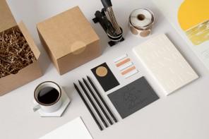 Art direction and identity by designer Julia Kostreva