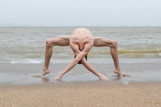 Unusual dance photography by breakdancer Arthur Cadre
