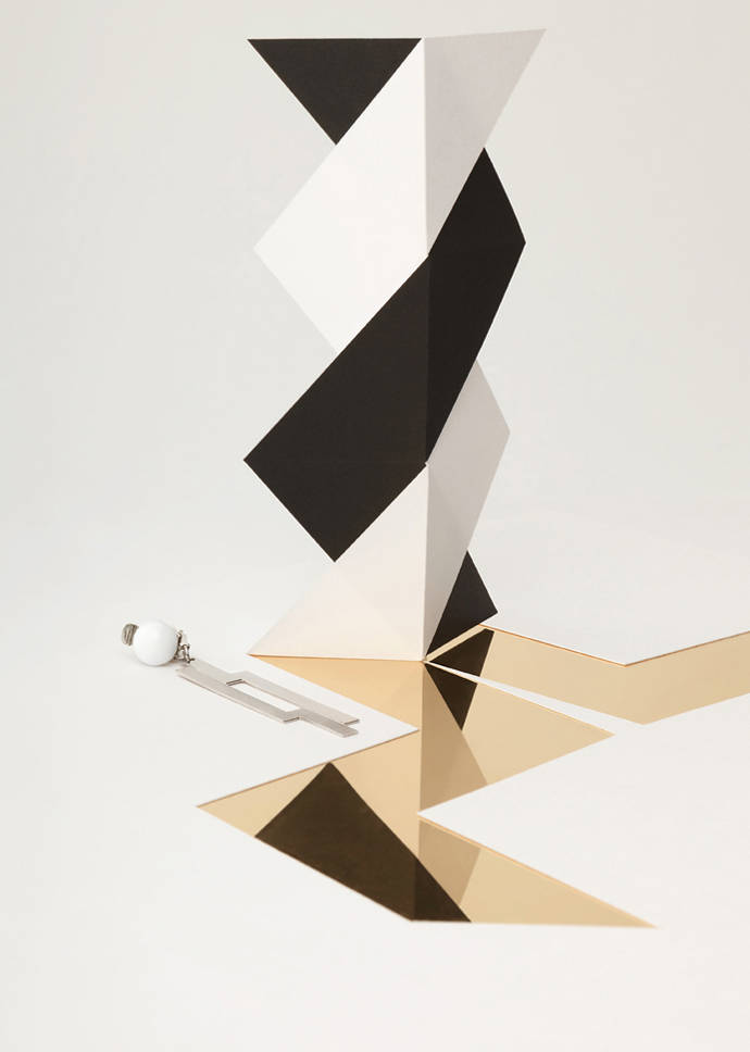 Paper art and set design by Anne-Lise Vernejoul