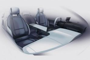 Design d'intérieur de voiture par Thomas Lienhart