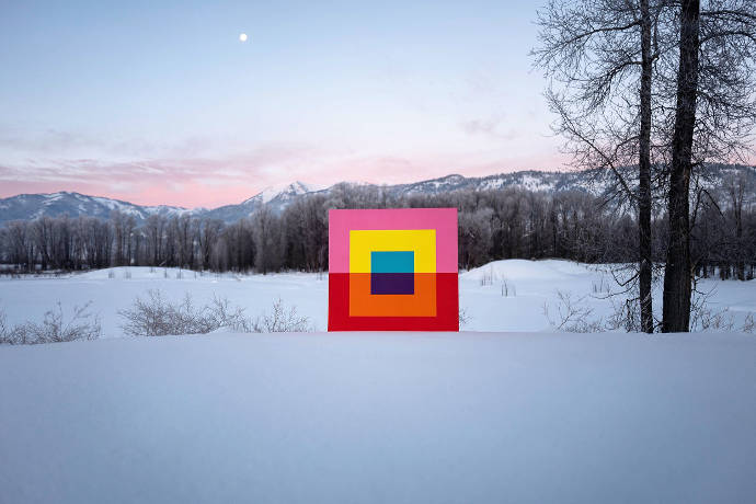 A perspective on form, color and composition by Andrew Faris