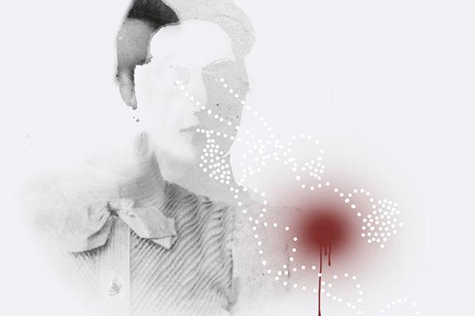 Le mélange de techniques de l'artiste Dorris Vooijs