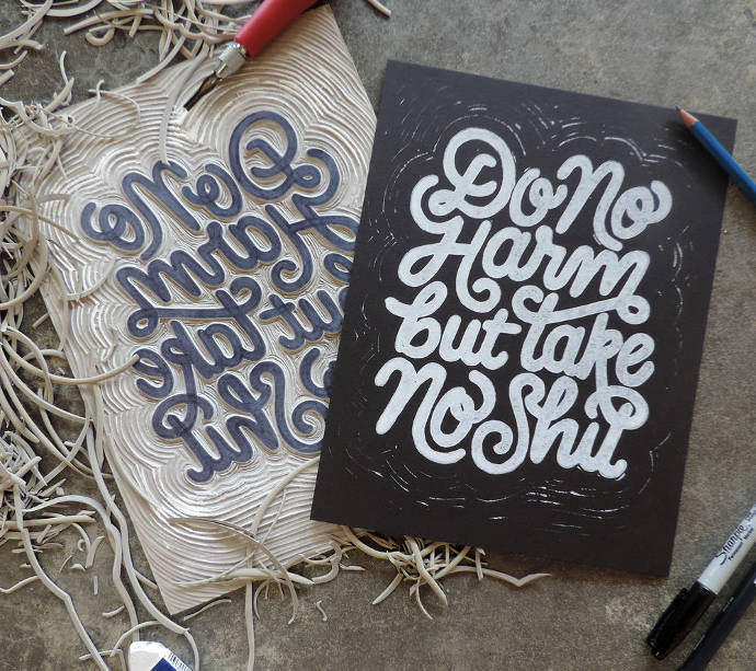 Type, lettering and branding by Wells Collins