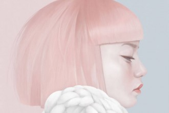 Soft digital illustrations by Hsiao-Ron Cheng