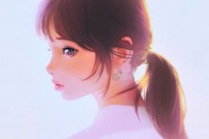 Illustration and comic tutorial by Ilya Kuvshinov