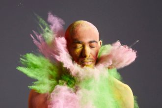 Bold creative portraiture by photographer Mads Perch