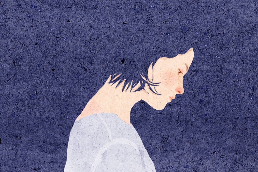 Traditional and digital illustration by Xuan Loc Xuan