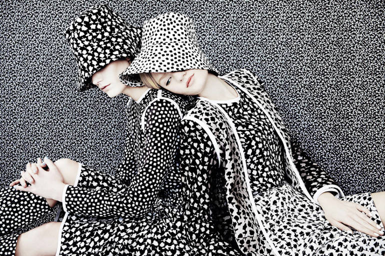 Fashion photography by Erik Madigan Heck