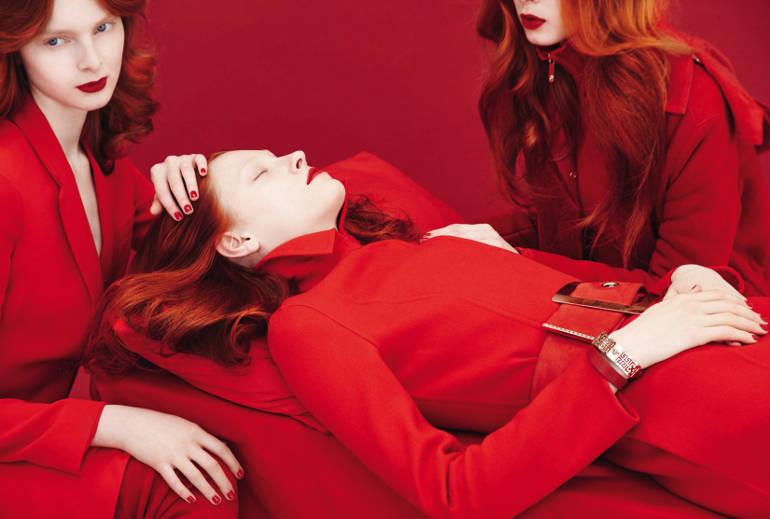 Fashion photography by Erik Madigan Heck