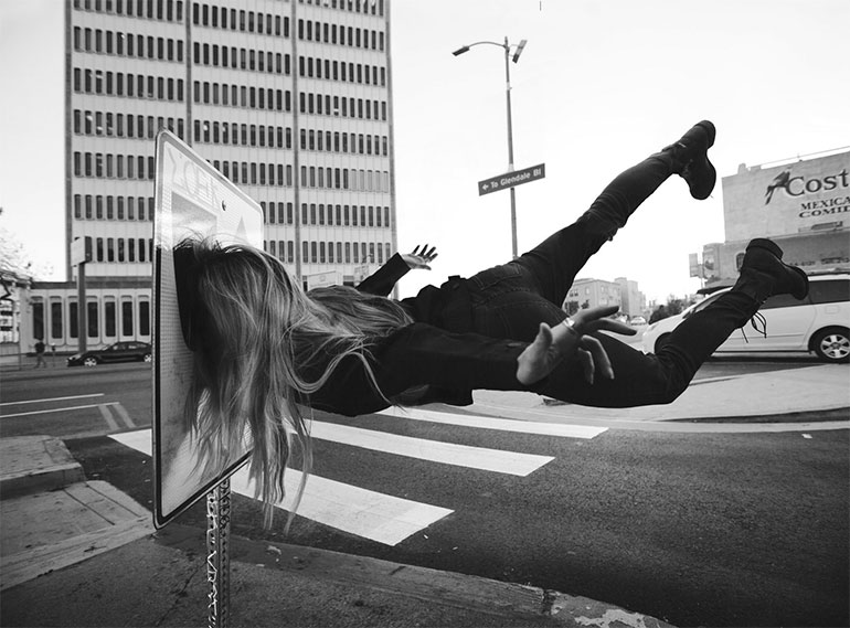 Gravity, a photographic series by Mike Dempsey