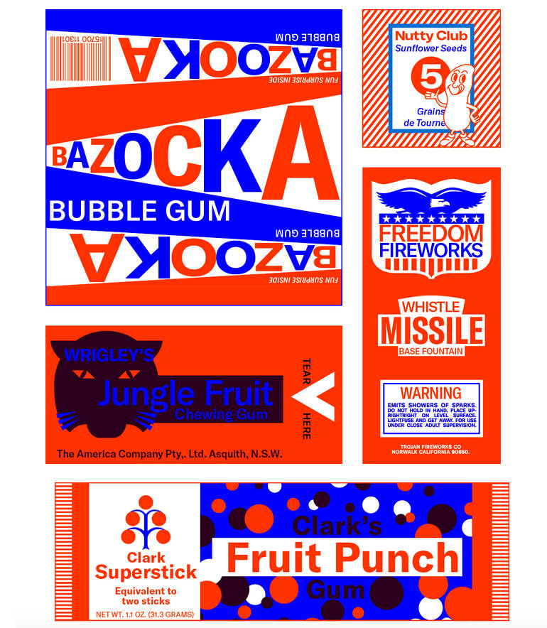 Amazing typeface showcase: GT America