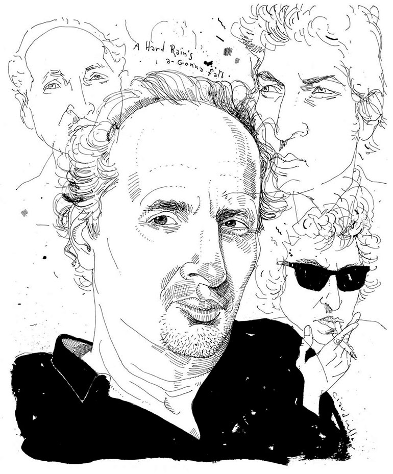 Amazing portraits drawn by Joe Ciardiello
