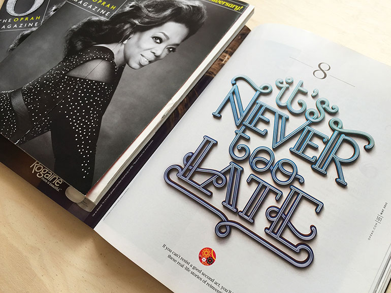 Typography and lettering by Dani Loureiro