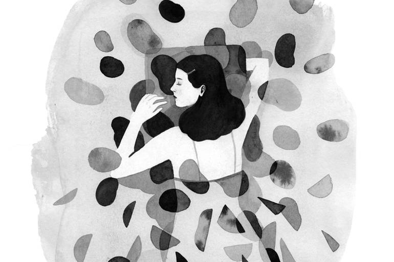 Stylish illustrations from Monica Garwood