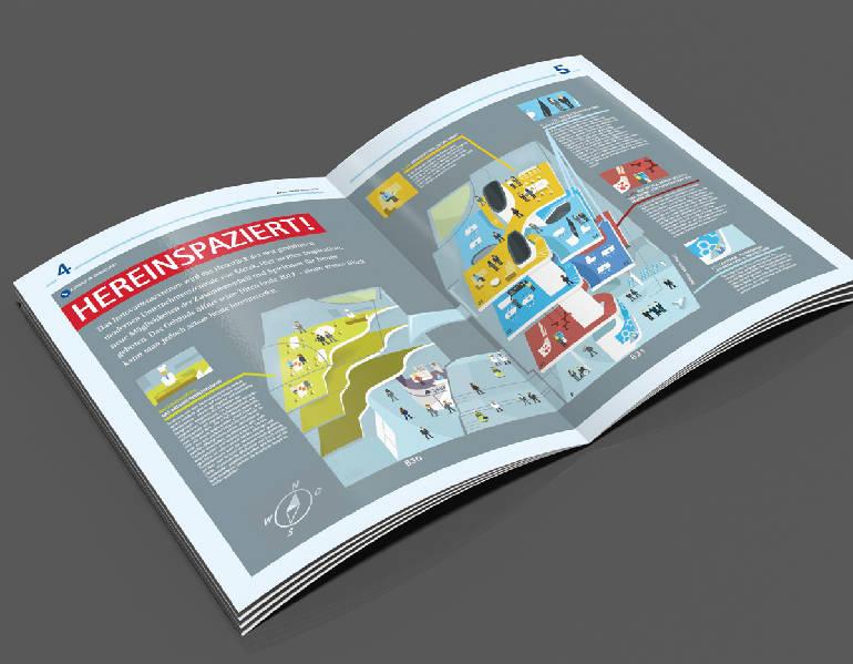Dataviz and vector illustration by Florian Sänger