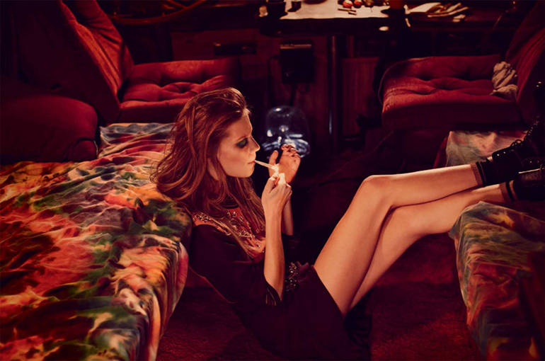 Original colors and tones by Guy Aroch
