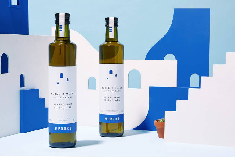 Branding and packaging by Studio Caserne