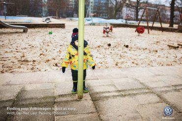 Hiding Kids (Volkswagen) film by Sven Schrader