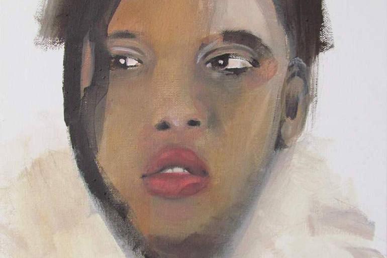 Portraits painted by artist Jean Smith