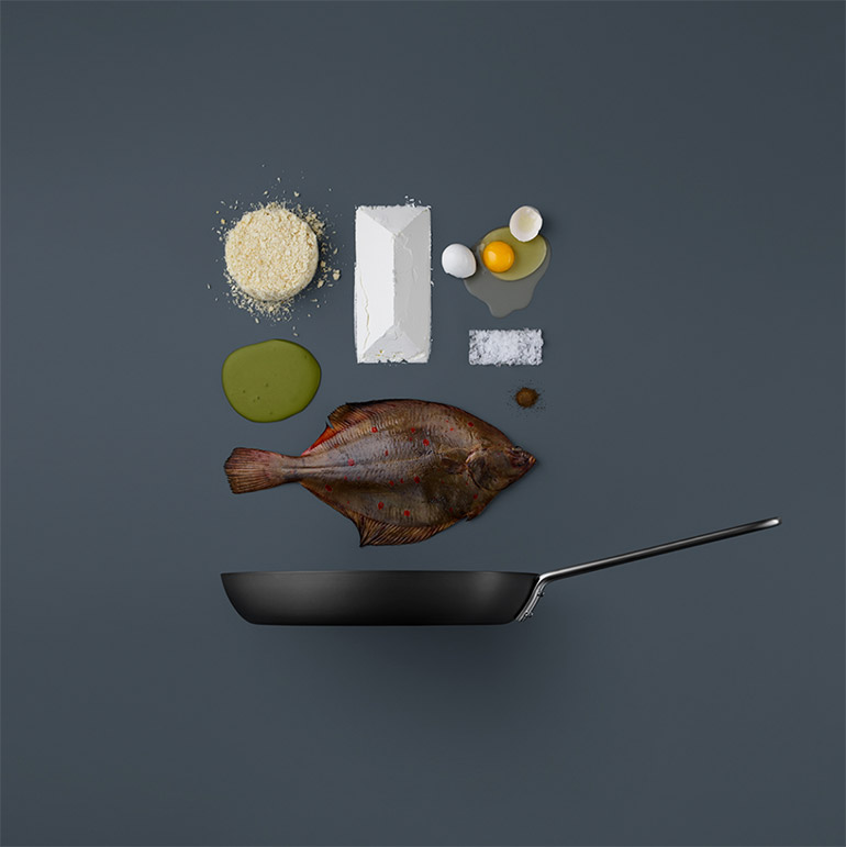 Food photography by Mikkel Jul Hvilshøj