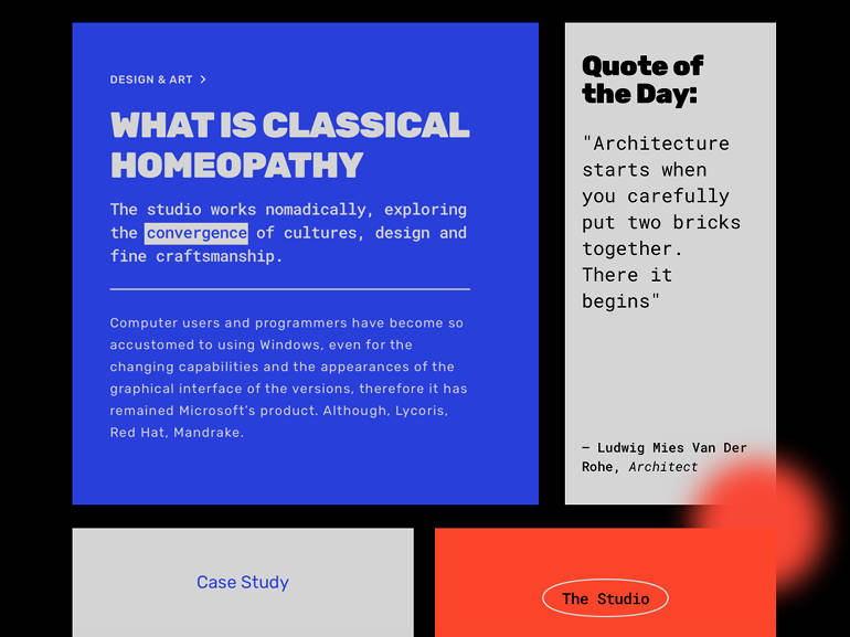 5 pairings of free fonts by Great Simple Studio