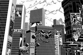 Anvil (Lorn), music video by Geriko