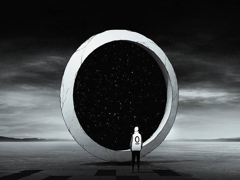 Surreal futuristic illustrations by Oska