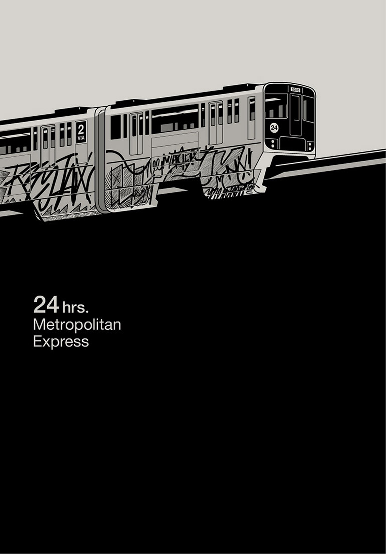 Poster design by Gianmarco Magnani