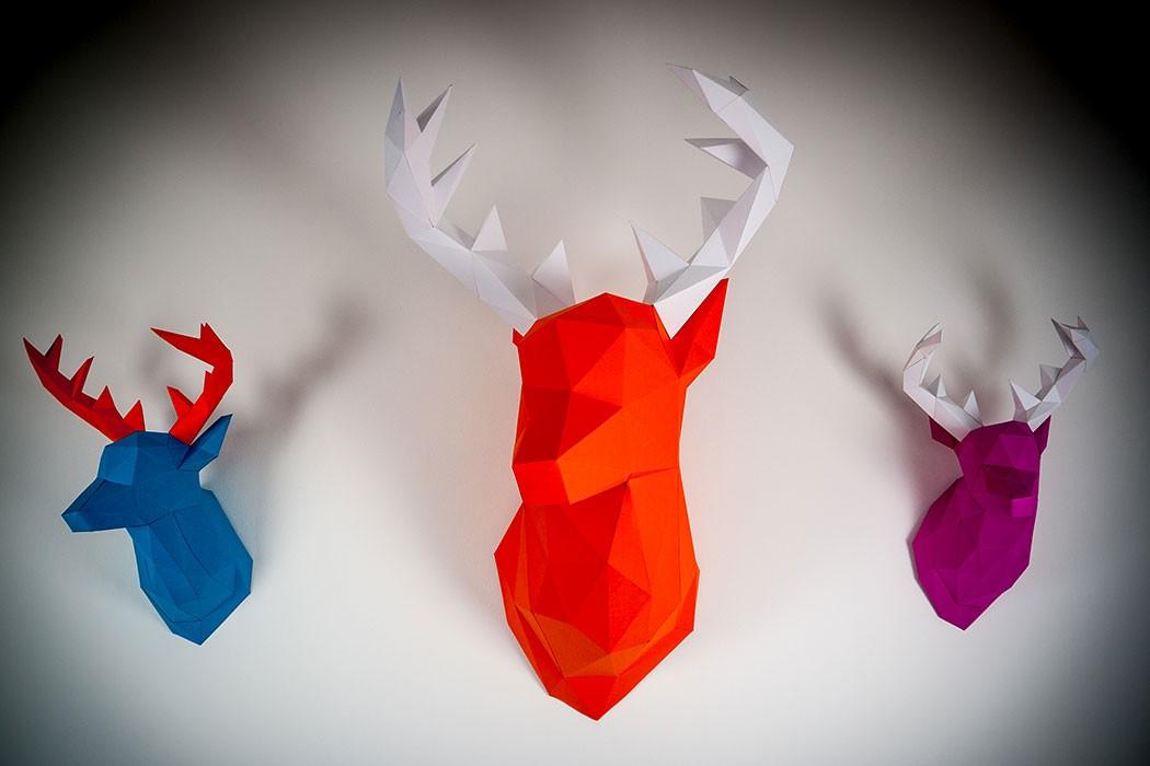 Paper Trophy, un projet de Holger Hoffmann