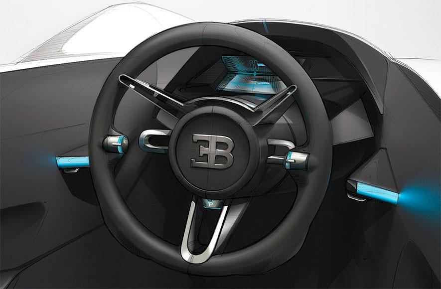 Projet Bugatti Mistral