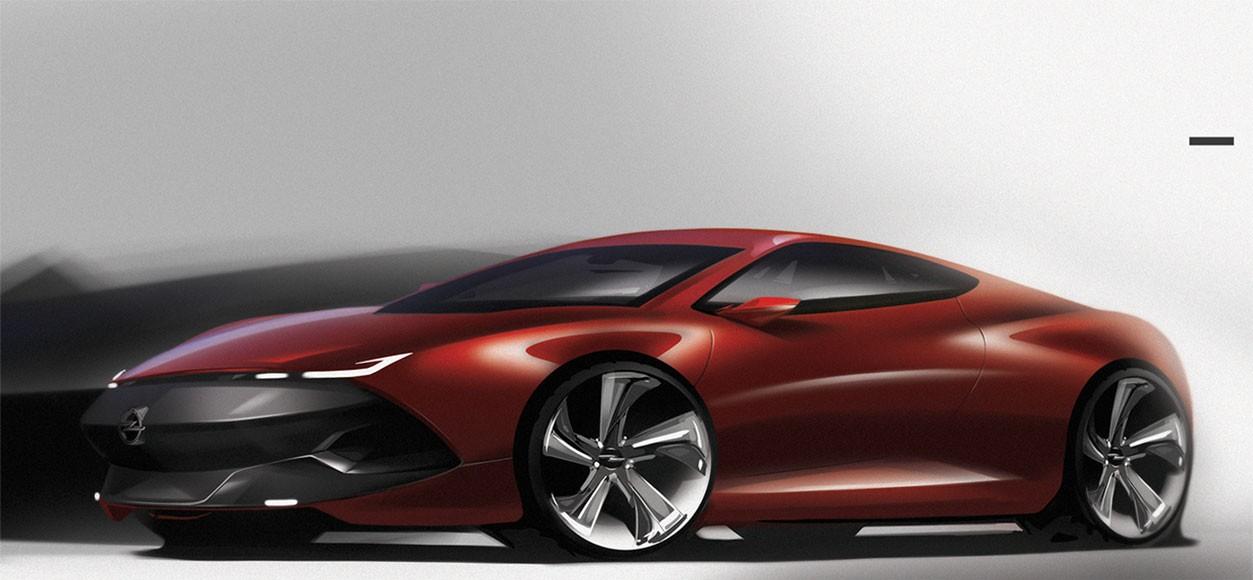 Opel GT 2022