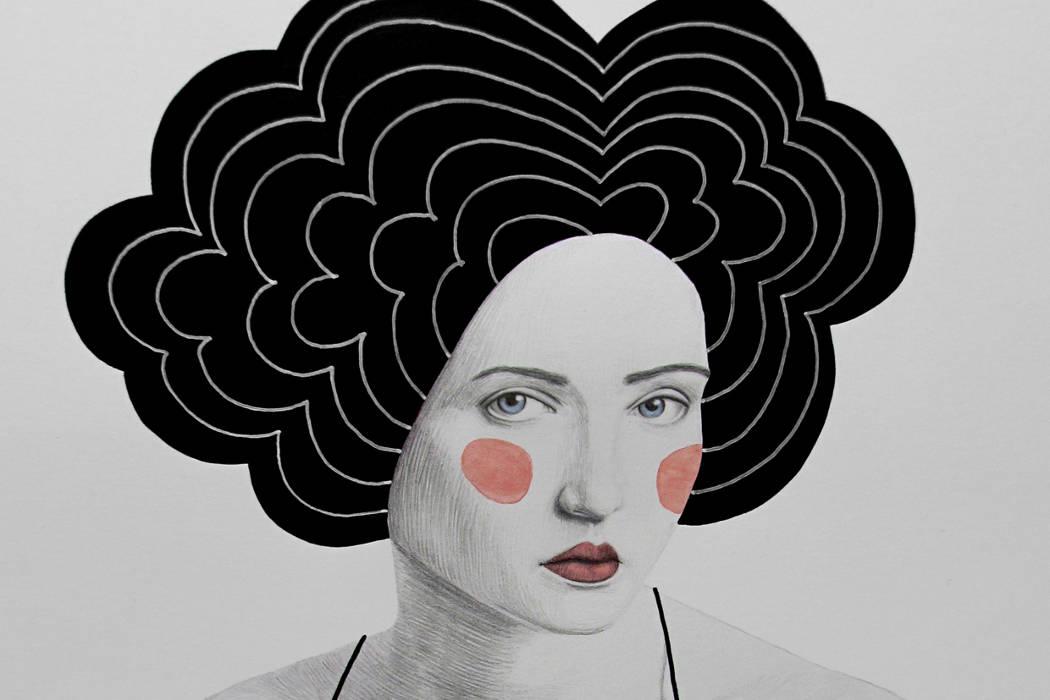 Les portraits de femmes si originaux de Sofia Bonati