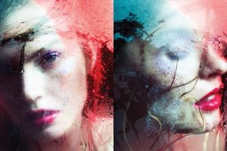 Portraits et histoires de mode par Ioulex