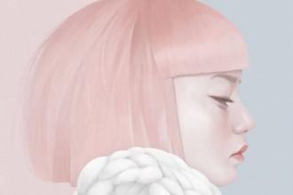 Les douces illustrations digitales de Hsiao-Ron Cheng