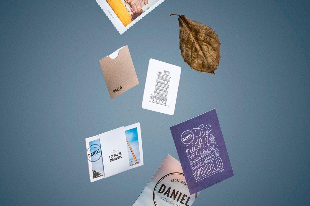 Les belles marques de l'agence Moodley design